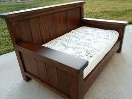 Wooden Platform Bed Frame Slat Bed Frame Full Image For Full Size Wood Platform Bed Frame