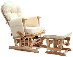 White Glider Rocking Nursery Chair Nursery Glider Getestate Us
