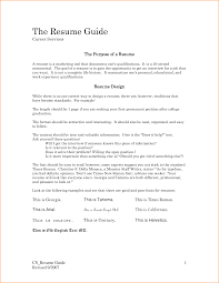 Cover Letter For Any Job Gallery Of 14 Example Job Resume For First Job Basic Job Resume