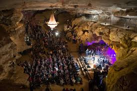 halloween city mcminnville or welcome to bluegrass underground live music 333 feet below