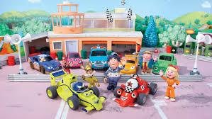 roary racing car abc tv