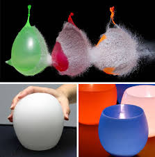 candle balloon water balloon luminary clever diy candle crafts