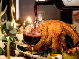 thanksgiving wine a glass of vintage thankfulness my l a