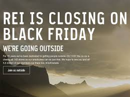 my beef with black friday