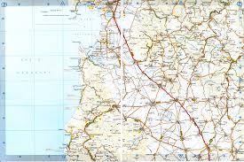 Italy Road Map by Road Map To Oristano Sardinia Area Of Oristano Has Four Main Sub