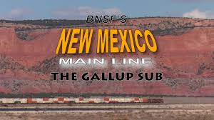 Bnsf Subdivision Map Bnsf U0027s New Mexico Main Line Preview On Vimeo