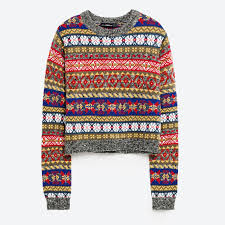 ugly christmas sweaters shop teen vogue