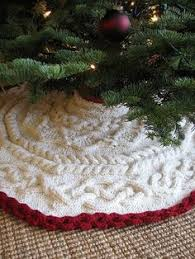 Peppermint Twist Tree Skirt Using Crochet Pattern Tree Skirt Warming Beautiful