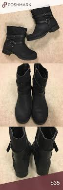 size 11w womens boots torrid multi moto boots s black 11w moto boots