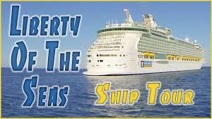 Majesty Of The Seas Floor Plan Royal Caribbean Liberty Of The Seas Ship Tour Youtube
