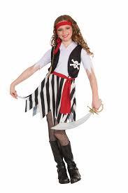 Tween Pirate Halloween Costumes Pirate Costume Sweet Buccaneer Chcos 71022 Upc 721773710223