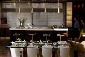 Bar In Dining Room A Home That Makes A Splash Joc Blue Hills By Nico Van Der Meulen