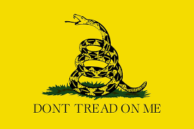 amazon com dont tread on me 3x5 gadsden flag high quality