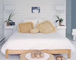 Simple White Bed Frame Bedroom Bedroom Entrancing Bedroom Design Ideas With White Iron