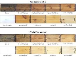 what stain looks on pine is there any way to stain white pine to match a
