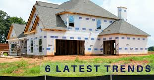 6 latest trends in the housing and home building market housing