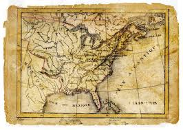 Map Uf Usa by Ancient Map Of Usa Stock Photo Picture And Royalty Free Image