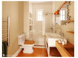 small bathroom design idea interior cozy white theme small bathroom with white wooden bath