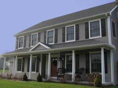colonial front porch designs plan 15856ge classic colonial house plan with upstairs master