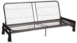 amazon com epic furnishings bali futon sofa sleeper bed frame