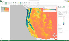 Heat Maps Power Map For Excel U2013february Update For Office 365 Office Blogs