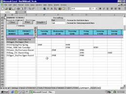 resource manager for excel overview youtube