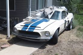 1968 mustang gt350 barn find 1 of 223 1968 shelby gt350 hertz rental cars