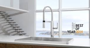 blanco meridian semi professional kitchen faucet blanco kitchen faucets