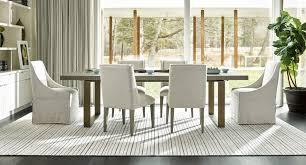 modern robards dining room set flint universal furniture