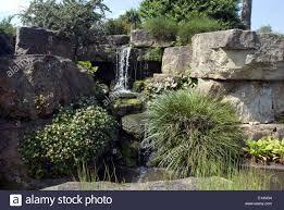 Rock Gardens Images by The Rock Garden Kew Gardens London Uk Stock Photo Royalty Free