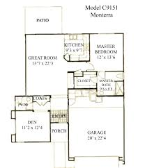 city grand monterra floor plan del webb sun city grand floor plan