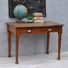 Solid Oak Office Desk Reliable Small Oak Desk With Drawers U2039 Htpcworks Com U2014 Awe