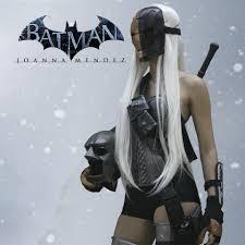 deathstroke costume halloween batman arkham origins deathstroke cosplay by thejoannamendez on