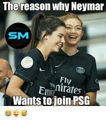 Sm Meme - the reason why neymar sm fly eminnirafes wants tojoin psg