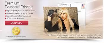 print 1 000 custom postcards 25 cheap color printing