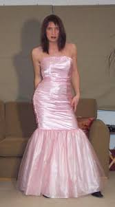 75 best boys wearing there very beautiful satin prom gowns images