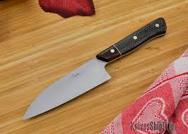 custom made kitchen knives cutlery custom 4 1 sun international pro no bolster small