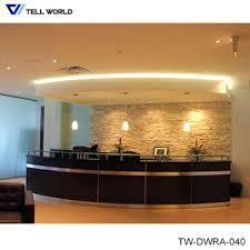 Modern Front Desk Luxury Reception Desk Office Modern Front Desk Counter Hotel