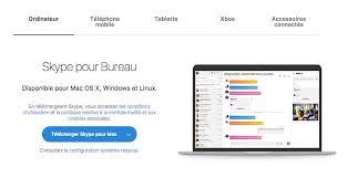 skype pour bureau windows comment passer des appels vidéo via skype serengo