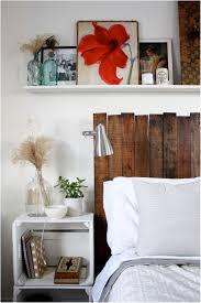 headboard shelf unit image modern headboard with storage