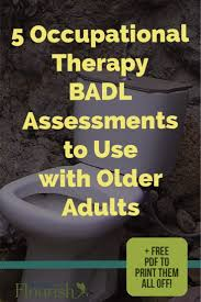 103 best assessments for ots in geriatrics images on pinterest