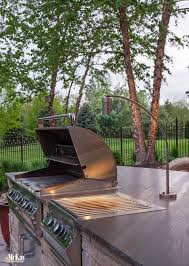 Outdoor Kitchen Lighting Outdoor Kitchen Lighting Series Part Two Grill Lighting