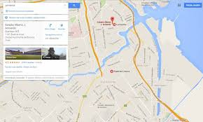 Google Maps Buenos Aires Según Google Maps