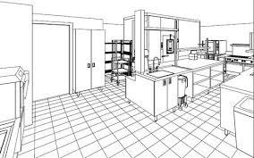 plan cuisine restaurant normes cuisine conception à la carte hrimag hotels restaurants et