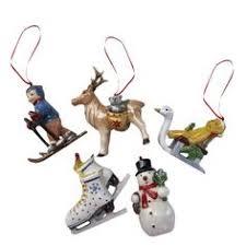 villeroy boch nostalgic ornaments set ornaments