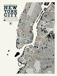 New York City Crime Rate Map by Making Sense Of New York City In 7 1 2 Maps