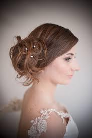 bridal hair pins set of diamante wedding hair pins