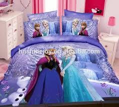 Frozen Comforter Queen Kids Frozen Cartoon Bedding Set Kids Frozen Cartoon Bedding Set