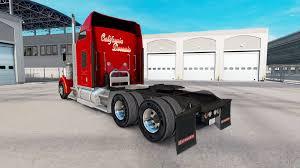 kenworth california skin california dreamin on the truck kenworth w900 for american