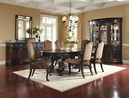 cherry wood dining room table simple farrington dark brown wood modern dining table for gorgeous
